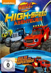 Blaze und die Monstermaschinen: High-Speed Abenteuer - Volume 2 (DVD)