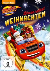 Blaze und die Monstermaschinen : Rettet Weihnachten Volume 3 (DVD)