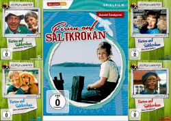 Astrid Lindgren: Ferien auf Saltkrokan - Die komplette Serie (5-DVD)