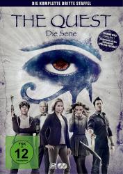 The Quest: Die Serie - Die komplette 3. Staffel (2-DVD)