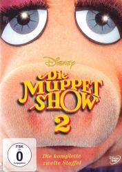 Die Muppet Show - Die komplette 2. Staffel (4-DVD) Special Edition