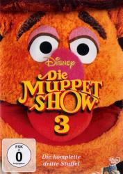 Die Muppet Show - Die komplette 3. Staffel (4-DVD) Special Edition