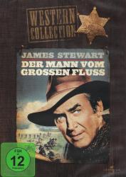 Der Mann vom großen Fluß - Western Collection (DVD)