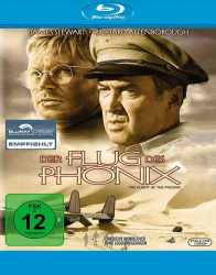Der Flug des Phönix - James Stewart (Blu-ray)
