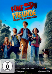 Fünf Freunde 5 - Und das Tal der Dinosaurier (DVD)