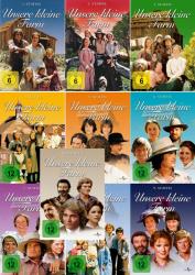 Unsere kleine Farm - Die komplette 1. - 10. Staffel (58-DVD)