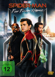 Spider-Man - Far From Home  (DVD)