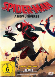 Spider-Man - A New Universe  (DVD)