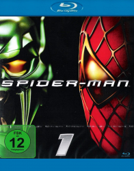 Spider-Man 1 (Blu-ray)