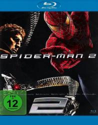 Spider-Man 2 (Blu-ray)