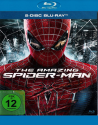 Spider-Man: The Amazing 1 (2-Blu-ray)