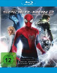 Spider-Man: The Amazing 2 - Riseof Electro (Blu-ray)
