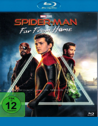 Spider-Man - Far From Home  (Blu-ray)