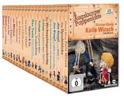 Augsburger Puppenkiste - Mega Bundle (20-DVD)