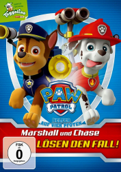 Paw Patrol - Bundle: Volume 1 - 5 (5-DVD)
