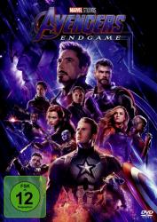 Marvel: Avengers - Endgame (DVD)