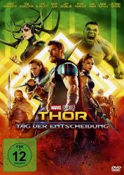 Marvel: Thor 3 - Tag der Entscheidung (DVD)