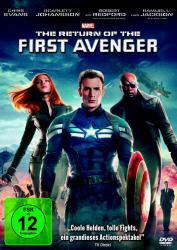Marvel: The Return of the First Avengers (DVD)