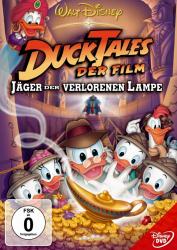 Ducktales: Der Film - Jäger der verlorenen Lampe (DVD)